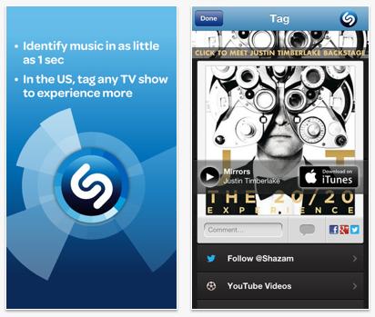 Shazam_App