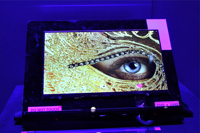 CES2014_Sharp_WQHD_LCD_Thin