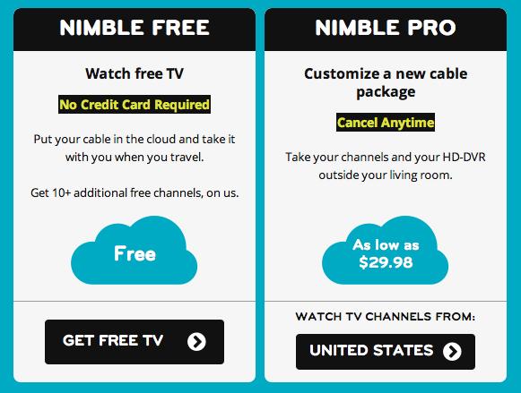 NimbleTV
