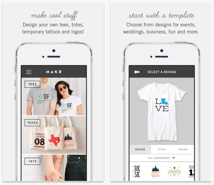 Makr_Design_Print_Shop_app