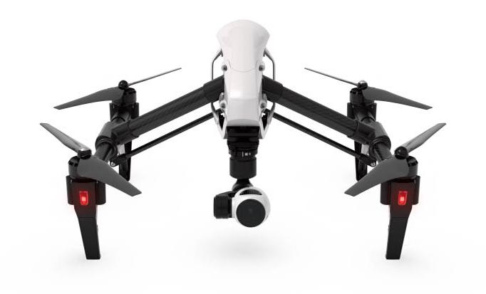 CES 2015 DJI Inspire Drone