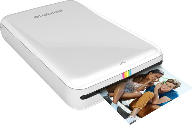 CES_2015_Polaroid_Zip_Printer_White