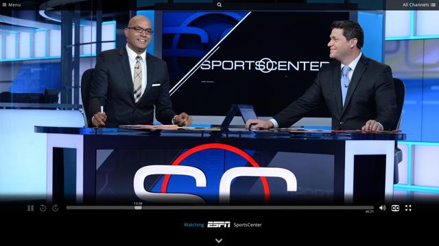 CES_2015_Sling_TV_ ESPN