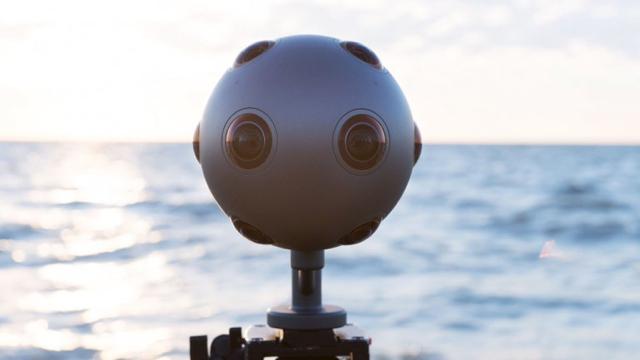 Nokia_OZO_VR_Camera