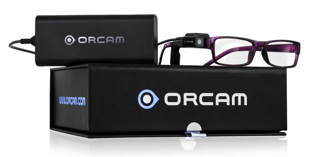 OrCam_Visual_Aid