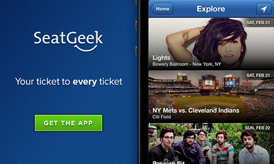 SeatGeek_App