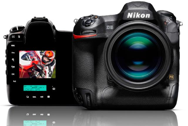 CES2016_Nikon_D5_4K_DSLR