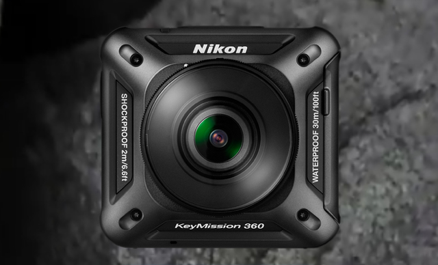 CES2016_Nikon_KeyMission_360_Action_Cam