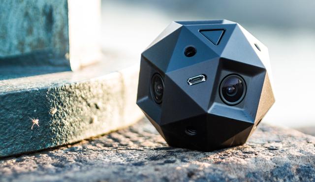 Sphericam_VR_Camera