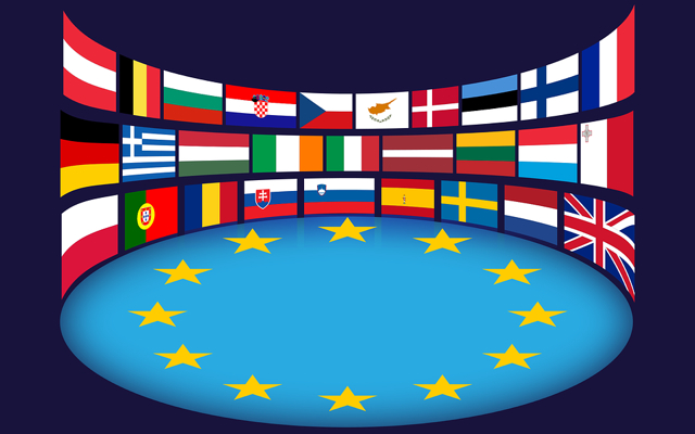 European_Union_Flags