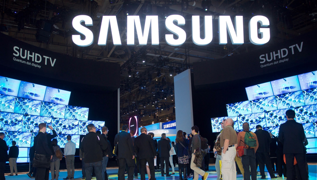 Samsung_CES_2016_Booth