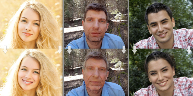 FaceApp_Altered_Images