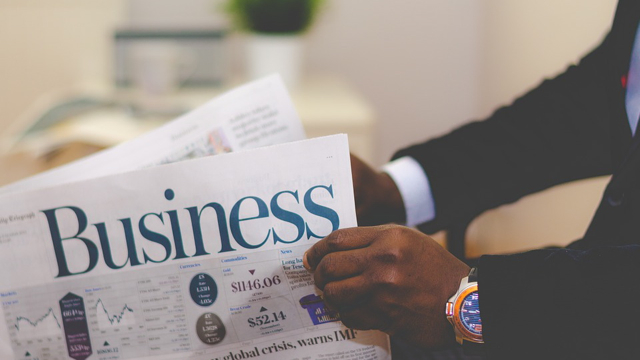 newspaper_business_section