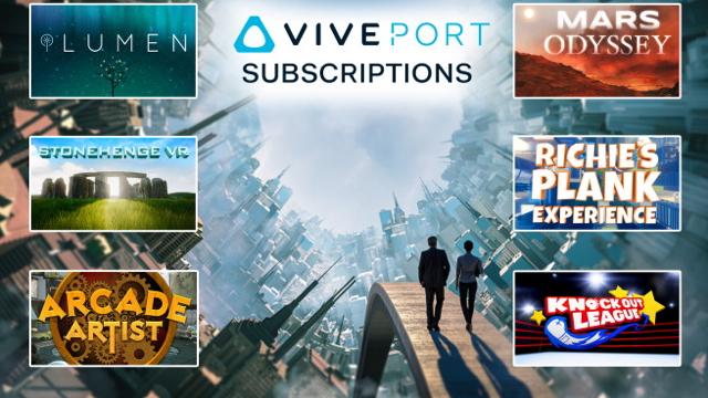 HTC_Viveport_VR
