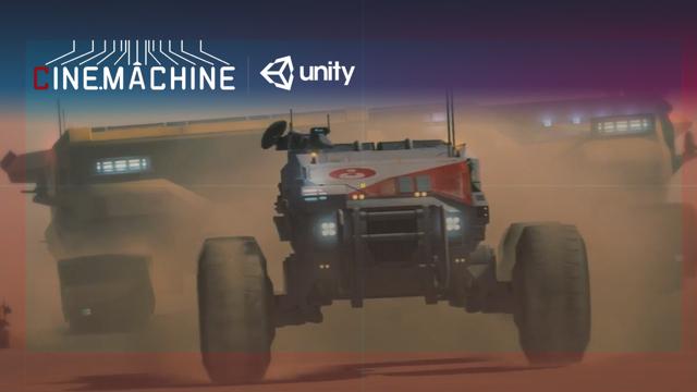 Unity_Cinemachine