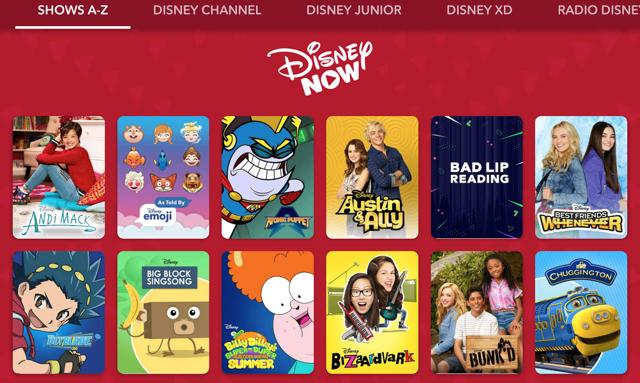 Disney_NOW_App