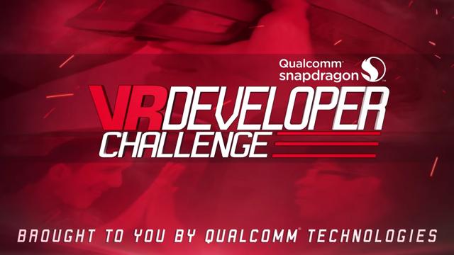 Qualcomm_VR_Developer_Challenge