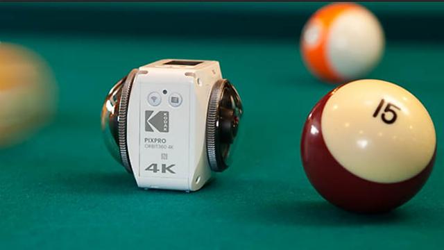 CES_2018_Kodak_Pixpro_Orbit360_Cam