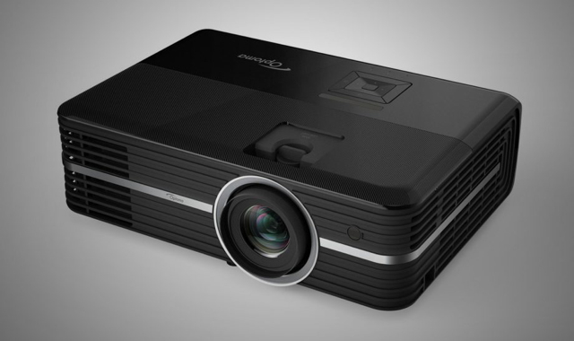CES_2018_Optoma_UHD51A_Projector