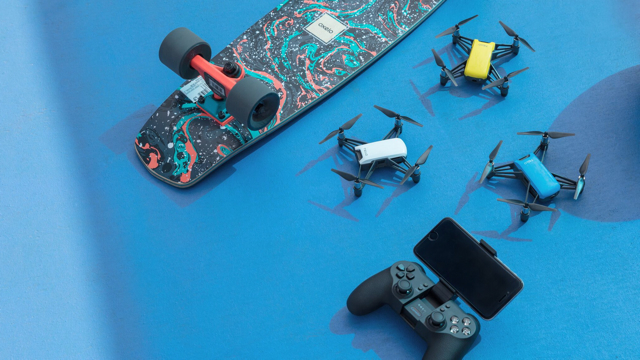 CES_2018_Ryze_Tech_Tello_Drone
