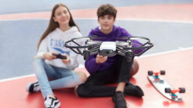 CES_2018_Ryze_Tello_Drone
