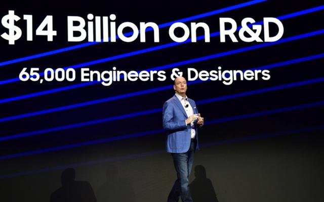 CES_2018_Tim_Baxter_Samsung_IoT