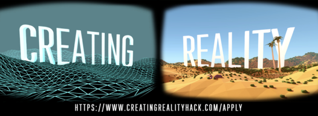 Creating_Reality_Hackathon_2018