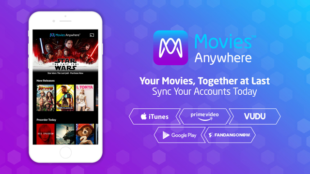 Movies Anywhere Sync