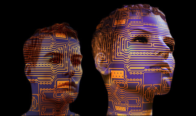 AI_Artificial_Intelligence_Man_Woman