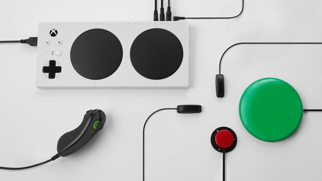 Xbox_Adaptive_Controller_Microsoft